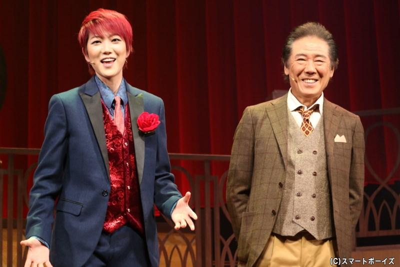 七海さん&西岡さんのコンビネーションも抜群! 名バディぶりをお楽しみに
