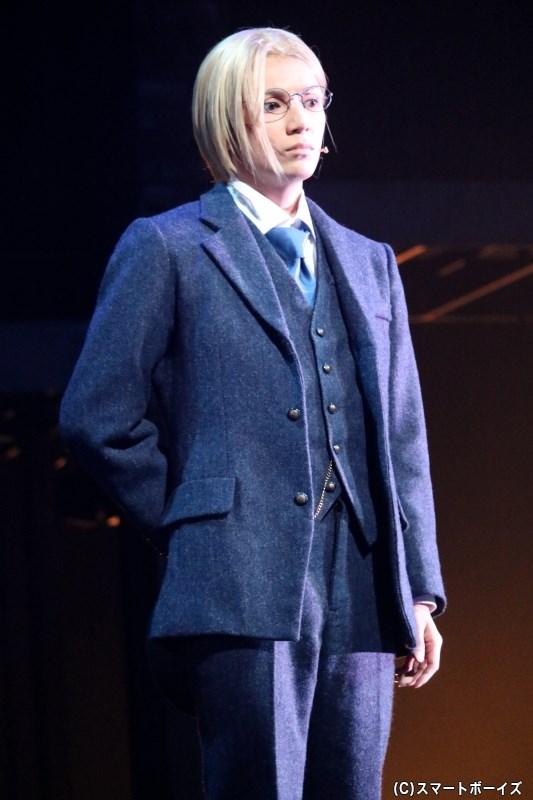 ルイス・ジェームズ・モリアーティ(糸川耀士郎さん)