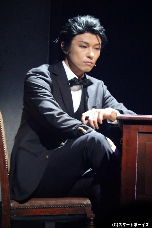 マイクロフト・ホームズ(早乙女じょうじさん)