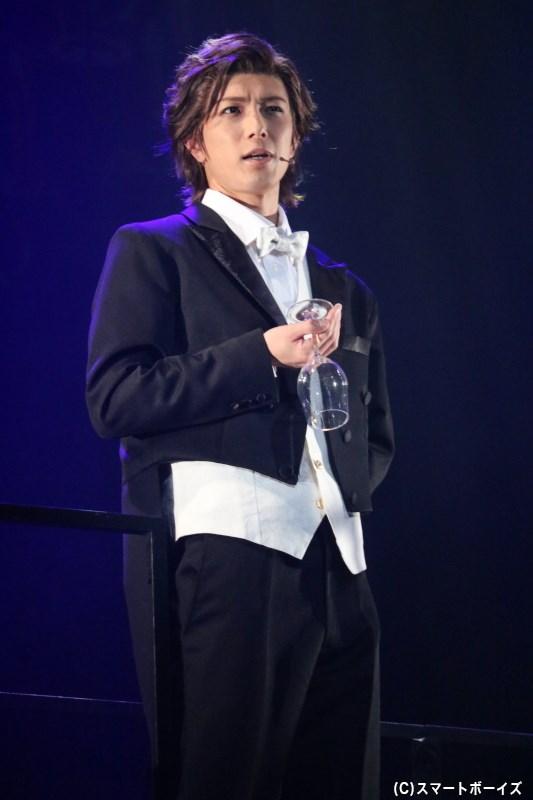 アルバート・ジェームズ・モリアーティ(瀬戸祐介さん)