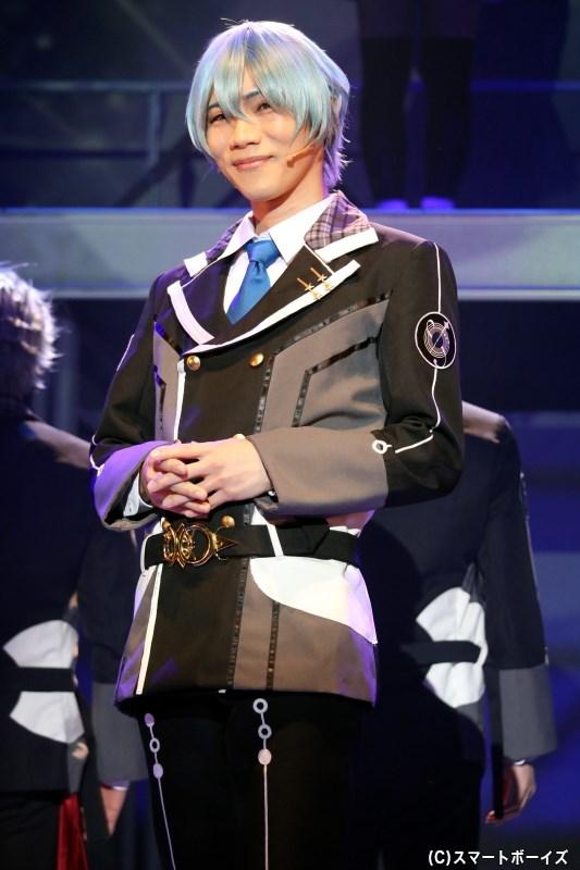 金久保誉役の阿瀬川健太さん
