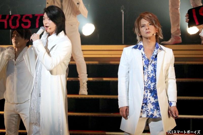 ソンジェさん、松岡さんらキャストたちの美声もたっぷりと楽しめます