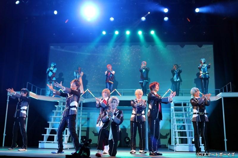 待望の舞台第2弾は、星公演・雪公演の2本立てステージに! 『Starry☆Sky on STAGE』SEASON 2 ~星雪譚 ホシノユキタン~が開幕