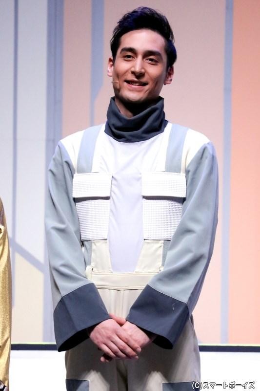 ド・ランクザン望さん