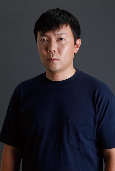 賢者ケイロン役のオラキオさん