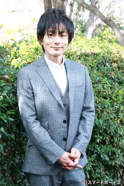 松本慎也さん(マルガレーテ役≪Aキャスト≫、少年フランツ役≪Bキャスト≫)