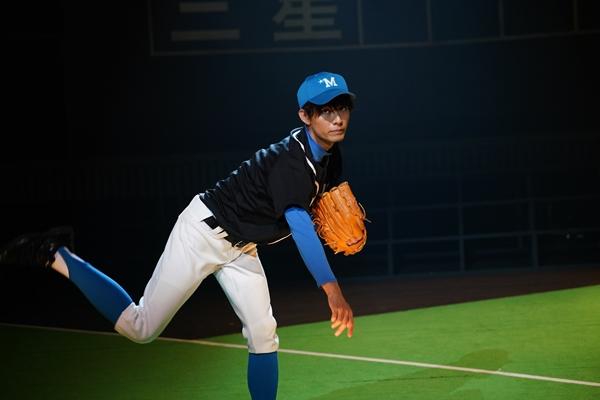 叶修悟役の西川俊介さん