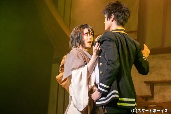 詩郎を追ってきた山田が共に戦うことを宣言するも、詩郎はかたくなに拒否