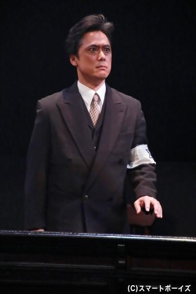 アダム・チェルニアクフ役の鈴村近雄さん