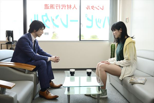 小松準弥さんと前島亜美さん