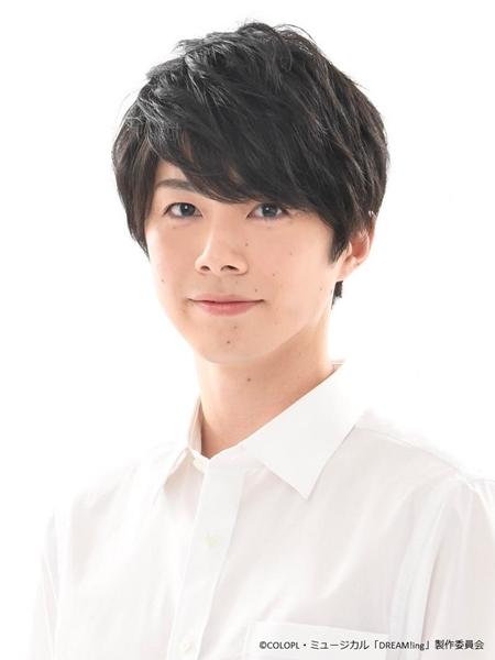 望月悠馬役の佐藤信長さん
