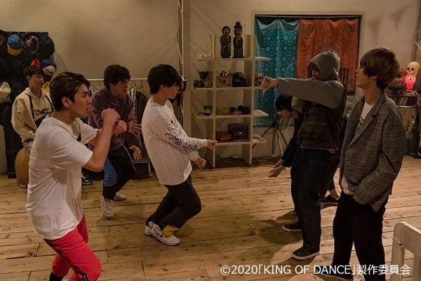 ドラマ『KING OF DANCE』第2話場面写真⑤
