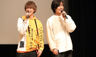 石渡真修さんのバースデー&2020年カレンダー発売イベントに、ゲスト・吉田知央さんも登場!