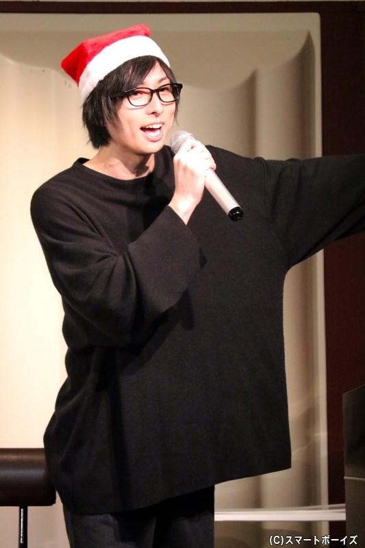 MC・田口 涼さん