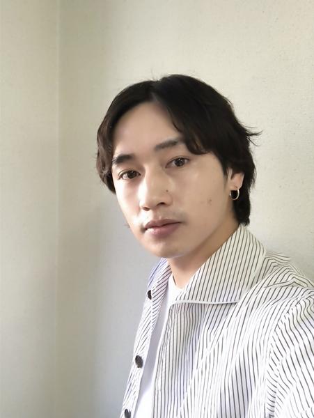 【スマボ独占】松本岳さんの自撮りショット①