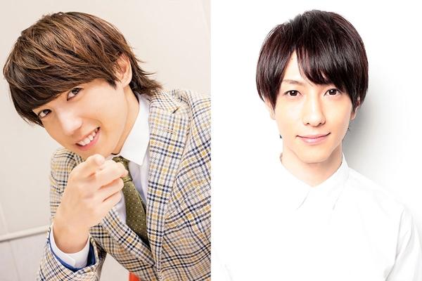 (左)有澤樟太郎さん (右)鈴木拡樹さん
