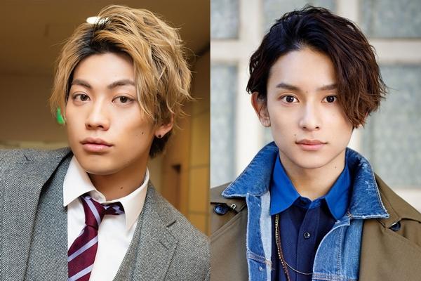 (左)東啓介さん (右)橋本祥平さん