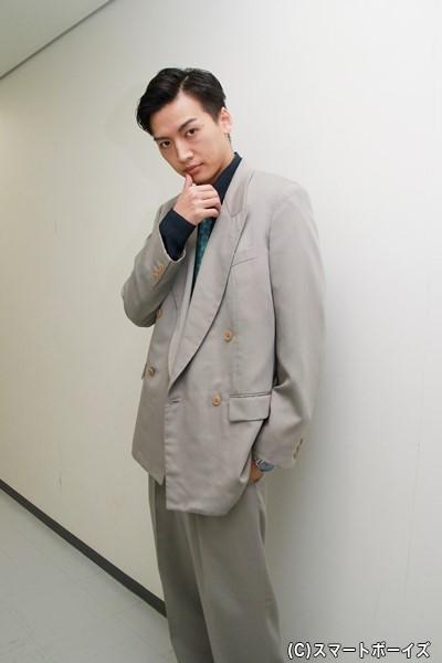 高杉敦仁役の金井成大さん