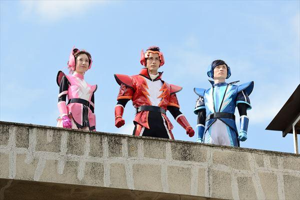 双松桃子さん、加藤玲大さん、後藤拓斗さん