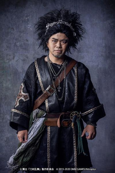 大村純忠(おおむら・すみただ):石原正一(いしはら・しょういち)