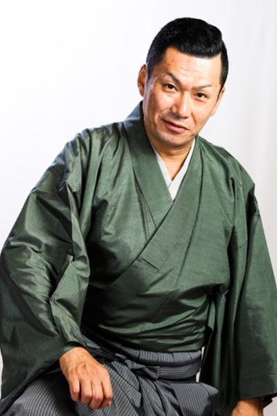 講談師:神田山緑(かんだ・さんりょく)