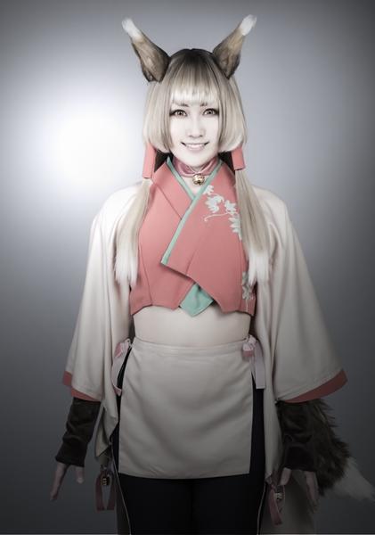 マダラ役の矢倉楓子さん