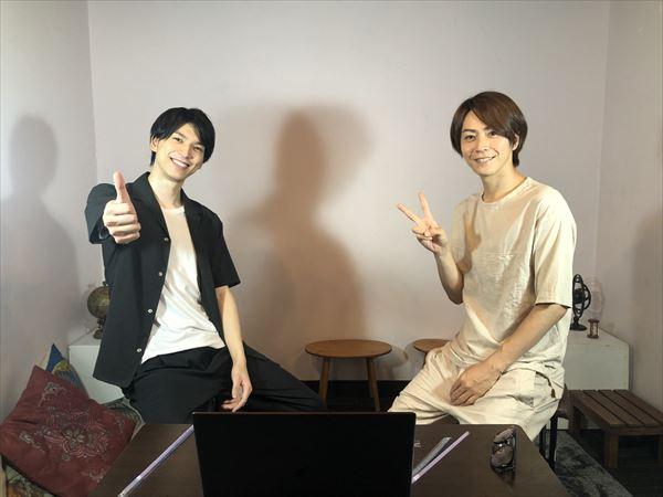 左)小松準弥さん、右)廣瀬智紀さん