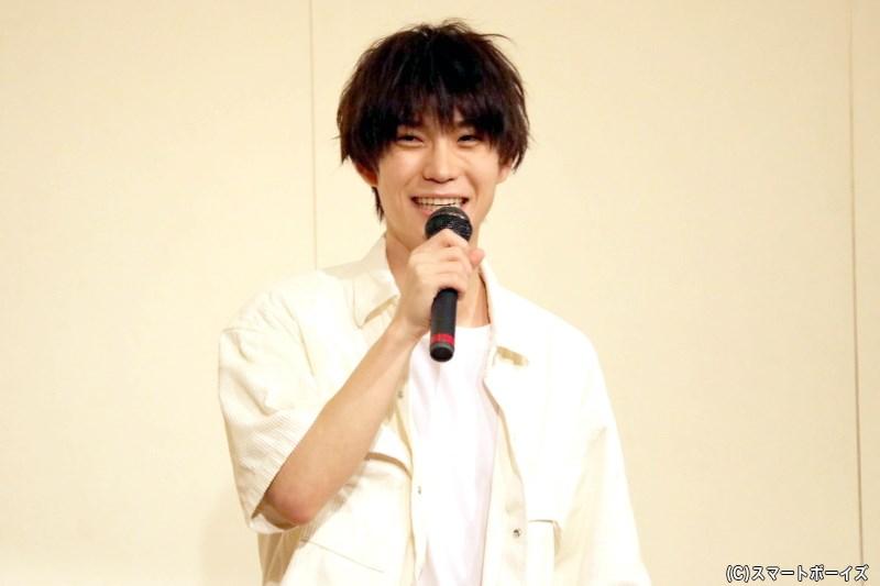舞台・映画での共演から、小坂さんと仲良くなった木津つばささんがゲスト登場!