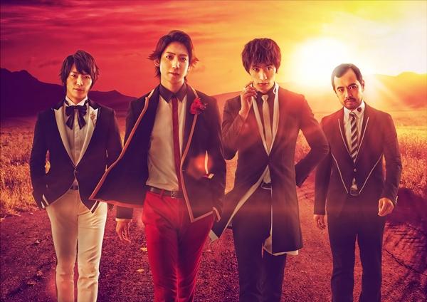劇場版「田園ボーイズ」の公開日が9月4日に決定!