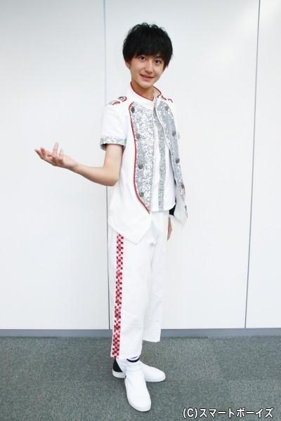 ボイメン東京研究生の結神(ゆうが)さん