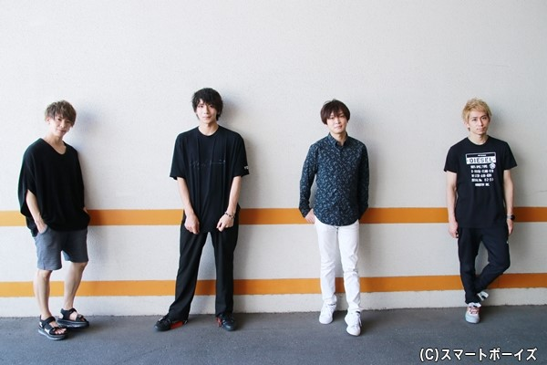 BSP公演の新シリーズ「日本史 Rock show」がスタート!