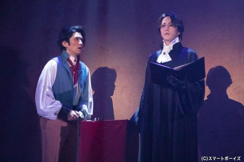 無実に罪に問われたダンテスは、検事・ヴィルフォールの保身のために投獄されることに……