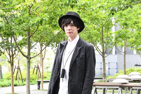 神山飛羽真/仮面ライダーセイバー役の内藤秀一郎さん