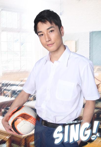 大久保俊介役の宮澤佑さん