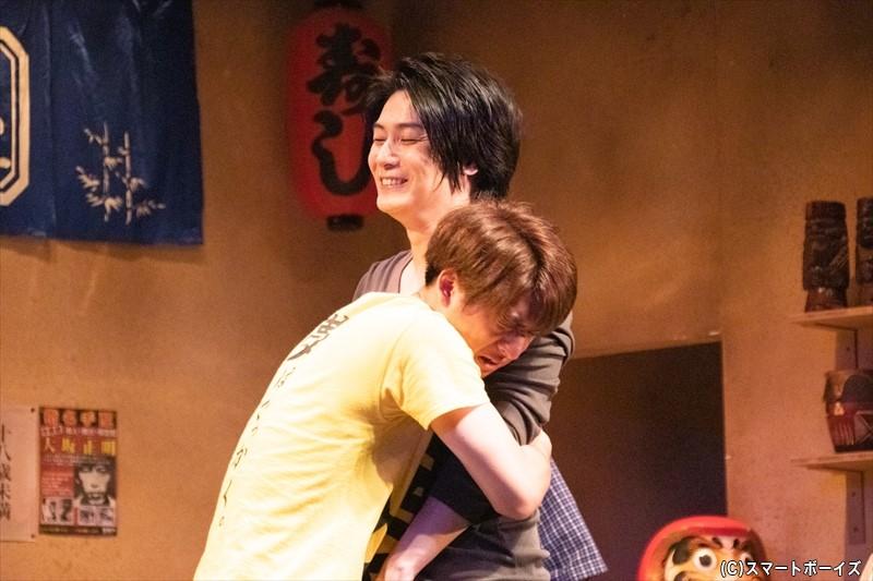 銀次郎と耕介の友情には胸を打たれます……!