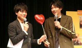 小坂涼太郎さんのカレンダー発売記念イベント、ラストの第3部をプレイバック!