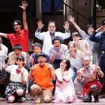 本当にあったお話を元にした、「涙なしには観られない」物語―― タクフェス第8弾『くちづけ』東京公演が上演中