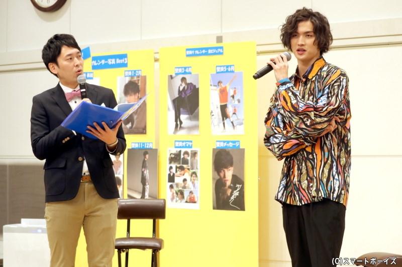 映画『桃源郷ラビリンス』撮影で訪れた岡山では、意外なオフの過ごし方をしていたそう