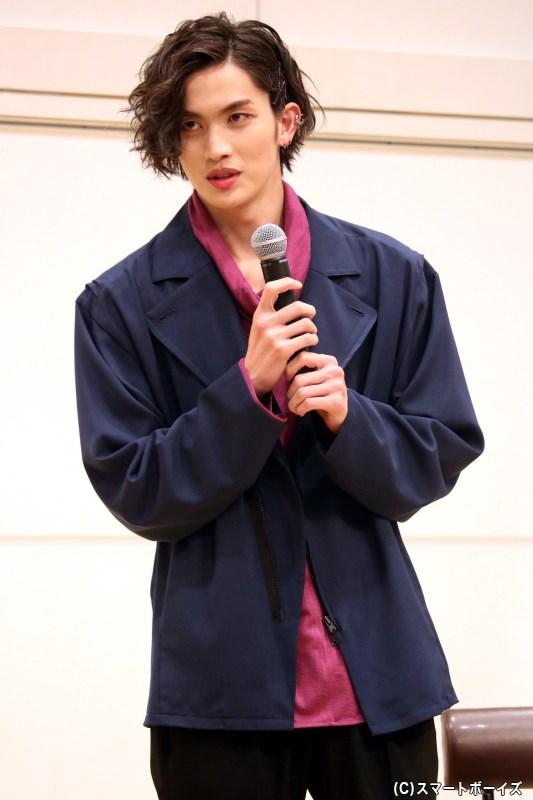川上将大さんのカレンダー発売記念イベント、第2部をプレイバック!