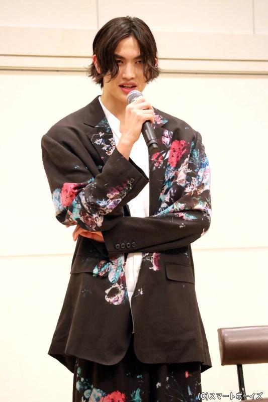 第3部では衣装&髪型もセクシーな雰囲気に変えて登場した川上将大さん