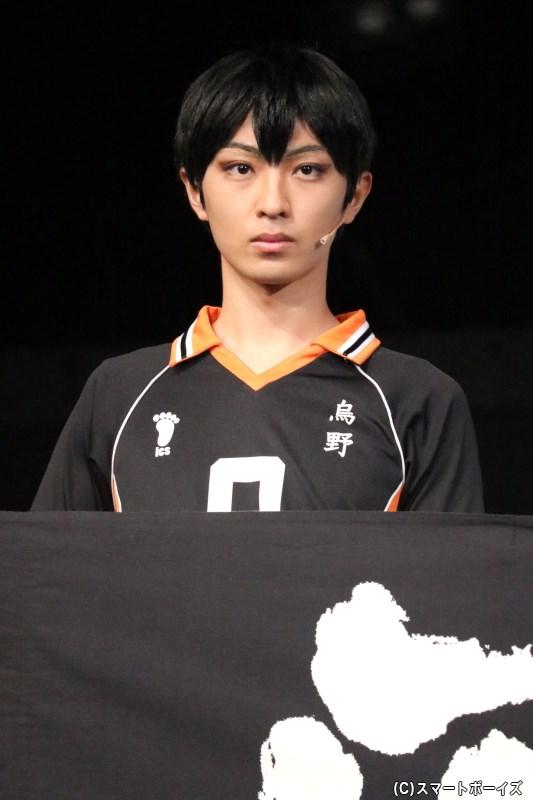 影山飛雄役の赤名竜之輔さん