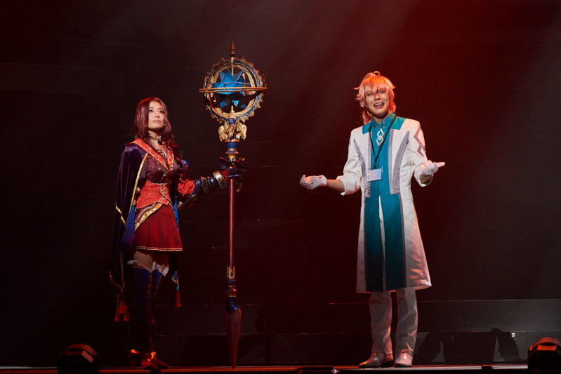 「Fate/Grand Order THE STAGE -冠位時間神殿ソロモン-」東京公演<プレビュー>舞台写真