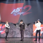 (左から)「PERSONA5 the Stage #2」に出演する七木奏音さん、猪野広樹さん、小南光司さん