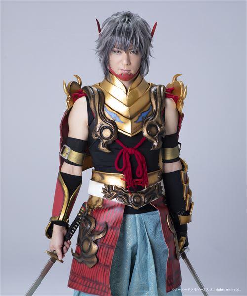 平 知盛:中村誠治郎さんさん(初期衣装)