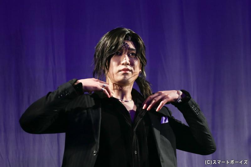 田中晃平(堕落・フォルネウス役