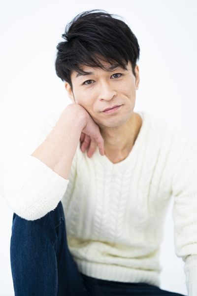 青龍役の榎木智一さん