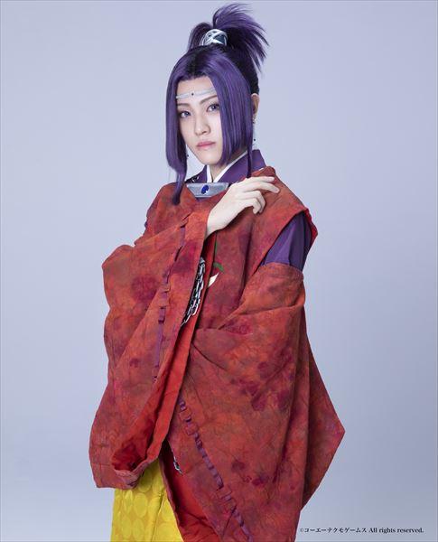 平 敦盛:古賀 瑠さん(初期衣装)