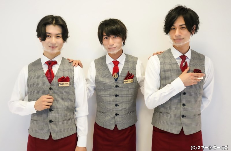 (左から)川島寛隆さん、奥谷知弘さん、安孫子宏輔さんのインタビュー特集、ついに最終回!