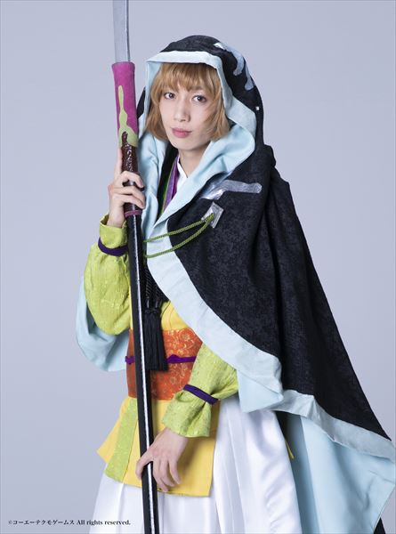 武蔵坊弁慶:大原海輝さん(初期衣装)
