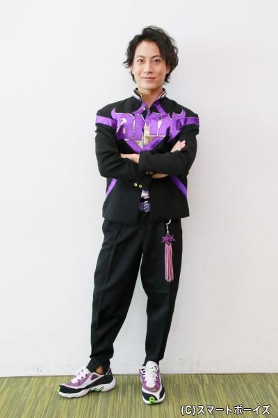米谷恭輔さん